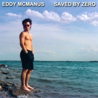 eddy mcmanus album cover saved by zero