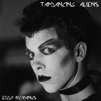 tap dancing Aliens album cover