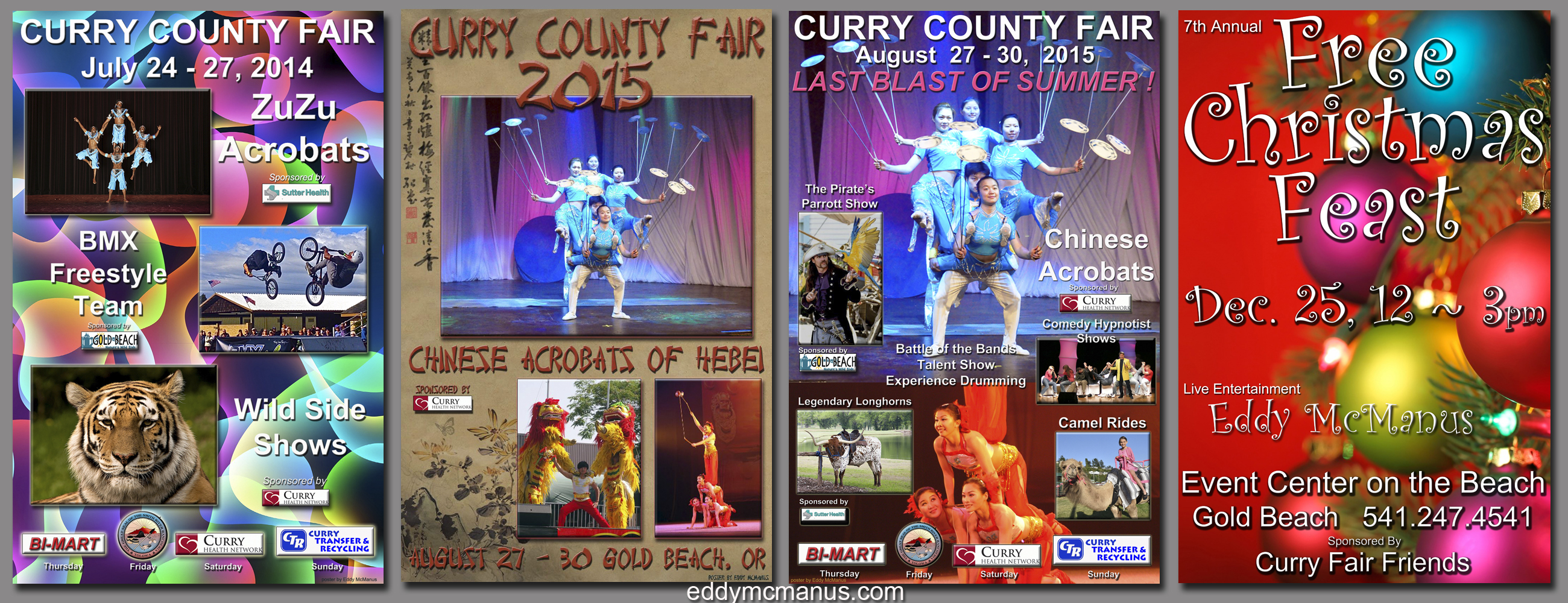 Curry County Posters