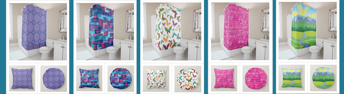 Zazzle Home Collections